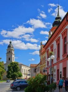 Dolní Kounice -Kostel sv petra a Pavla Dol. Kounice