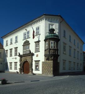 Ivančice - Dům pánů z Lipé - radnice v Ivančicích