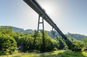 Moravské Bránice - Ivančický viadukt