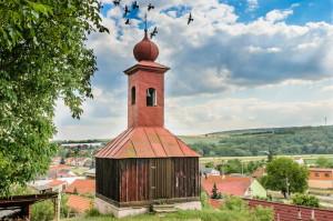 Moravské Bránice - Zvonička