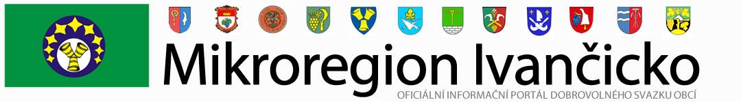 Mikroregion Ivančicko Logo
