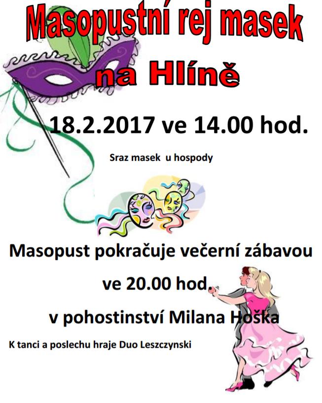 Masopust Hlína