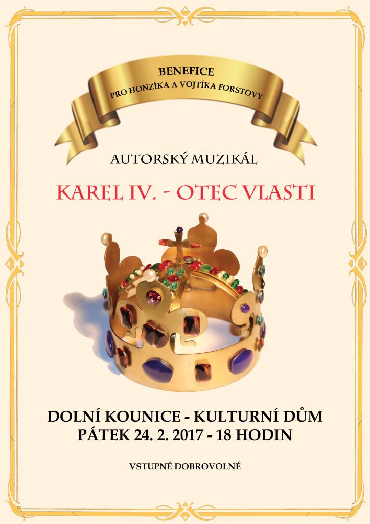 karel IV - únor - stuha - OVY