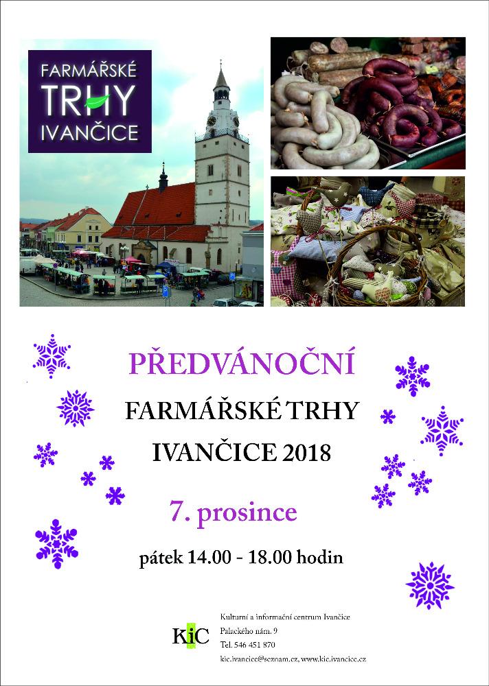 farmarske trhy 2018 prosinec