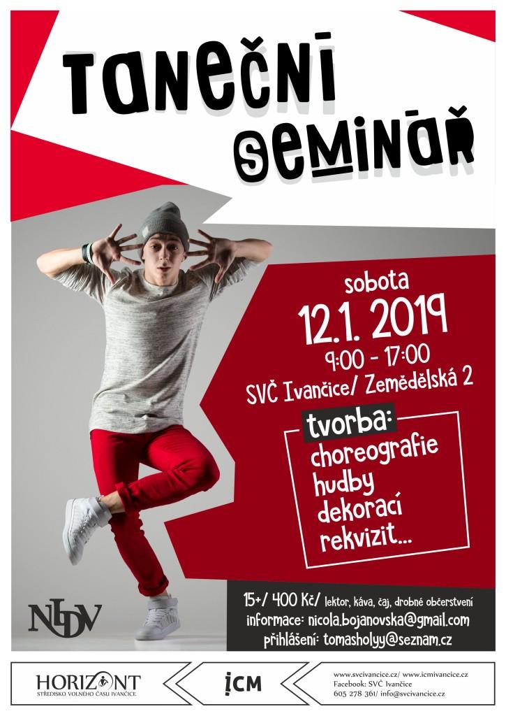 tanecnií seminar