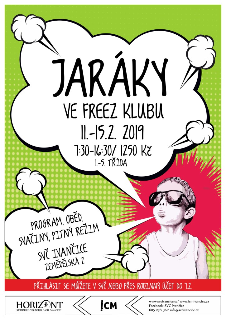 JARAKY VE FREEZ KLUBU