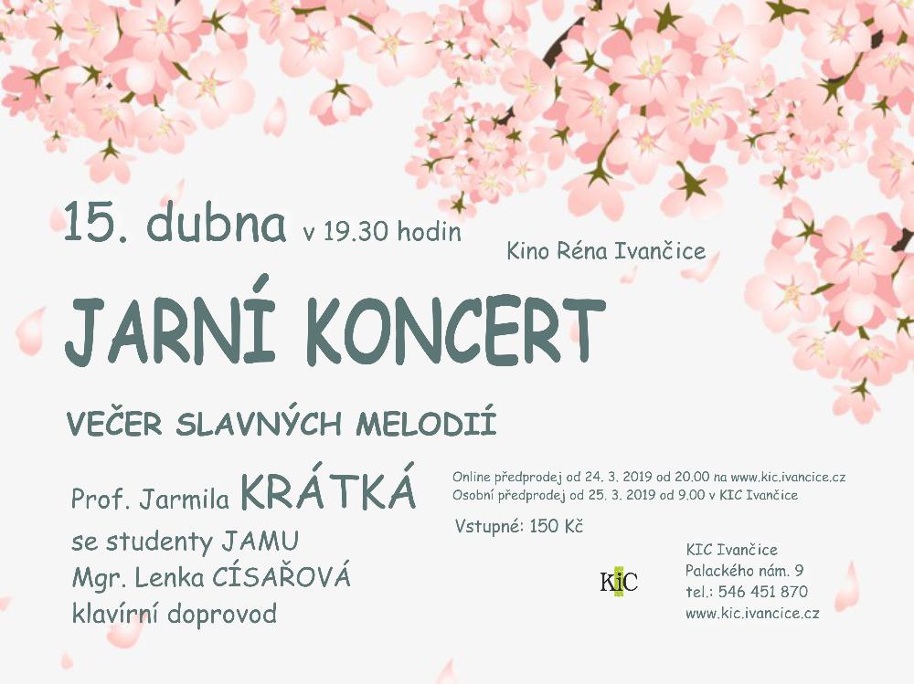 Jarní koncert 2019