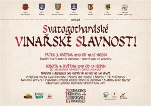Svatogot. vinařské slavnosti