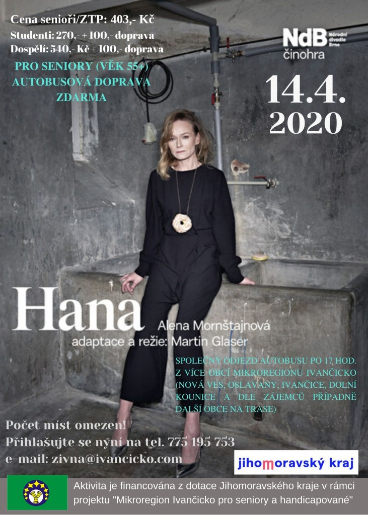 Plakát HANA 3