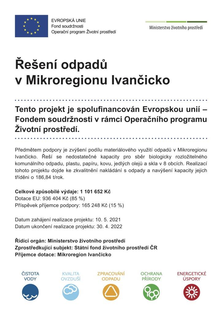 plakát A3 - Ivančicko